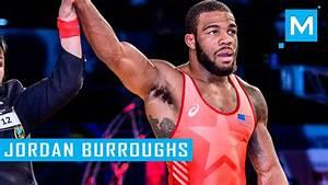 Jordan Burroughs Training For Freestyle Wrestling