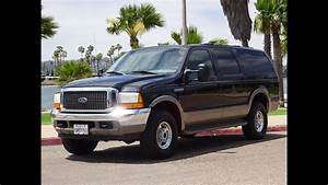 2000 Ford Excursion Limited 4x4 7 3l Powerstroke Diesel