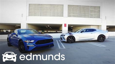 Car And Driver Mustang Vs Camaro by 2018 Chevrolet Camaro Ss Vs 2018 Ford Mustang Gt
