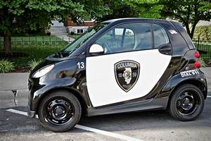 Smart Car To Patrol Columbia Parks