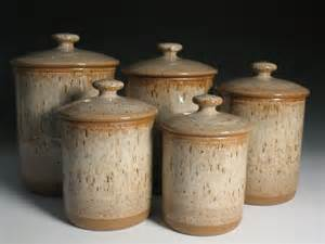 kitchen canister sets kitchen canisters archives brent smith pottery brent