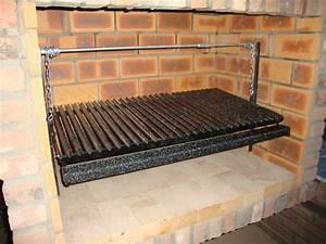 Grille Barbecue Sur Mesure : 7 grille barbecue 105x60 dans barbecue en briques en ~ Dailycaller-alerts.com Idées de Décoration