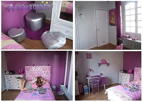 inspiration chambre fille inspiration décoration chambre fille prune