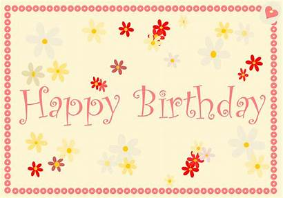 Birthday Happy Cards Card Printable Downloads Background
