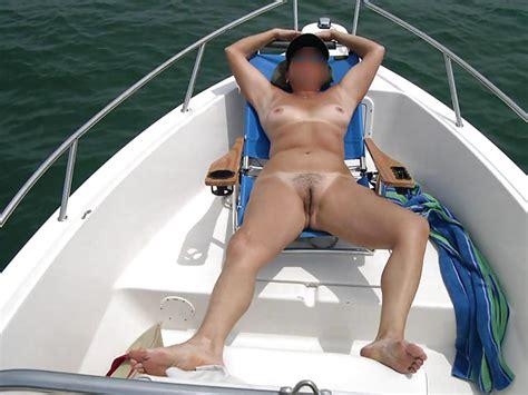 Naked Mature Amateur On A Boat Porn Pictures Xxx Photos