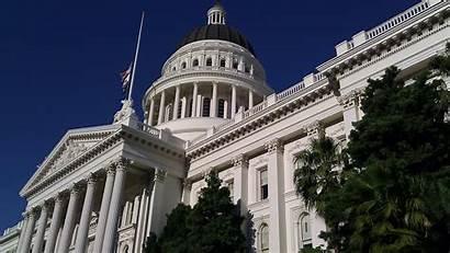 Capital Sacramento Building California Domain Usa States