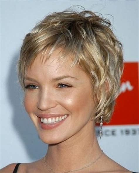 short hairstyles  curly fine hair