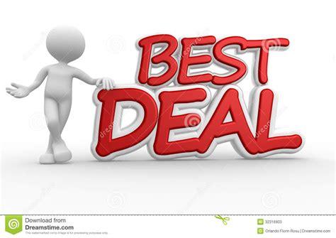 3d Men Best Deal Stock Photos  Image 32316903
