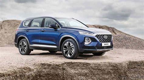 2019 Hyundai Santa Fe Launch by 2019 Hyundai Santa Fe India Launch Expected Next Year