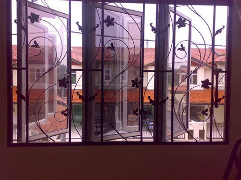 utama iron works wrought iron windows