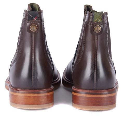 barbour florence chelsea boot brown griggs