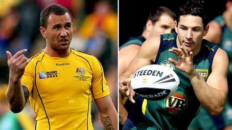 Rugby Union Vs League Rugby League Versus Rugby Union Game Moves Closer To