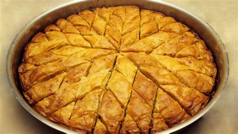 recette de gateau baklawa turc pate baklava funnycat tv