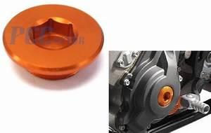Billet Ignition Cover Plug Ktm 250 350 450 505 Sxf Xcf