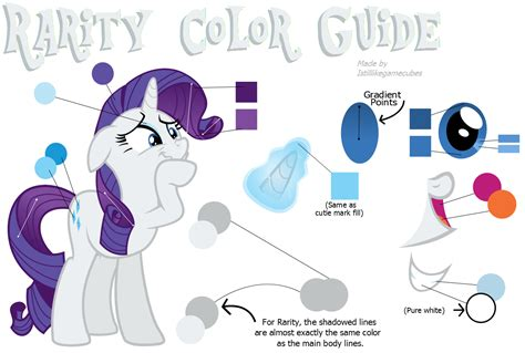 eye color rarity rarity color guide colors from hubworld by