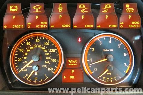 Warning Lights On Bmw 320 - Top Car Pictures