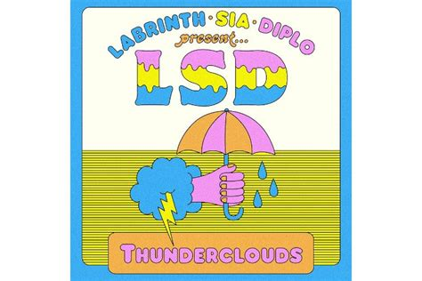 Diplo, Sia & Labrinth's Lsd