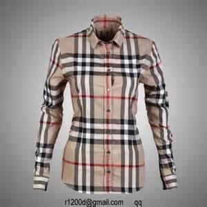 chemise a carreaux femme bleuchemisier burberry pour With chemise carreaux femme pas cher