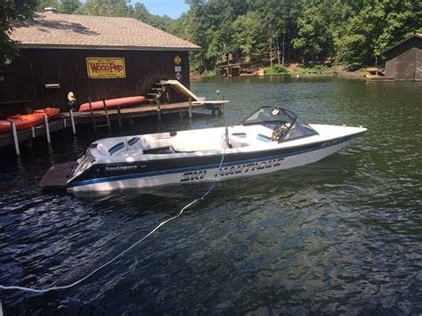 Ski Boat Transmission by Correct Craft Ski Nautique 1996 For Sale For 12 700