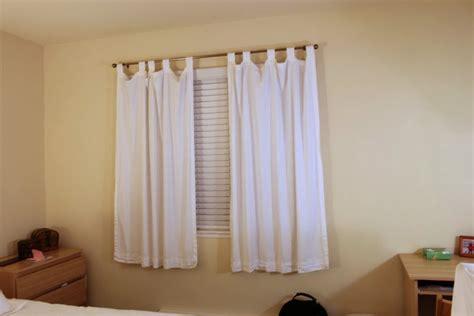 ideas short brown curtains curtain ideas