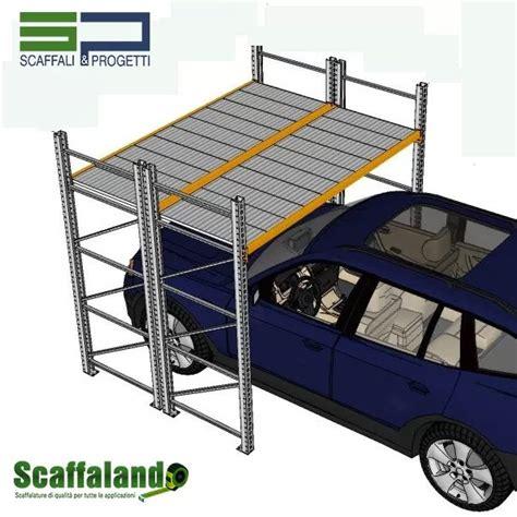 Scaffali Per Box Auto scaffale per box auto