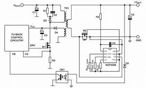 secondary side synchronous rectification driver for high With synchronous rectifier for reverse battery protection schematic