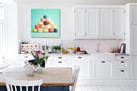 tableau deco pour cuisine décoration murale design avec un tableau sur toile toile imprimée izoa izoa