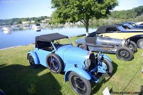 Auction Results And Data For 1928 Bugatti Type 40