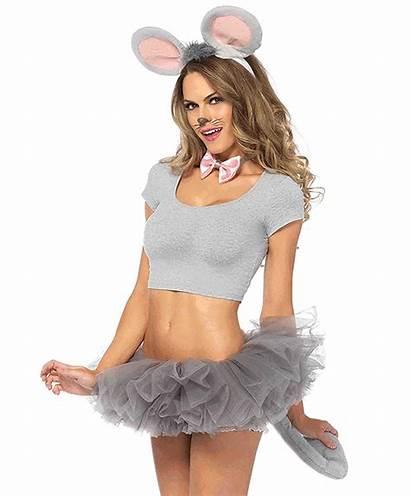Costume Halloween Mouse Bunny Makeup Want Tutu