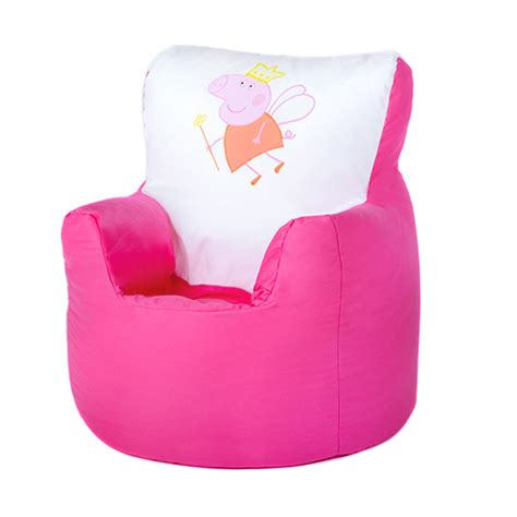 Child Bean Bag Armchair by Children S Character Bean Bag Arm Chairs Toddler Seat