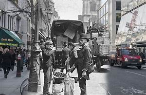 16 Ghostly Images Of London Landmarks Then And Now ...