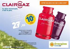 Promo Bouteille De Gaz Detendeur Offert : bouteille de gaz clairgaz butane consigne avec 10 en ~ Melissatoandfro.com Idées de Décoration