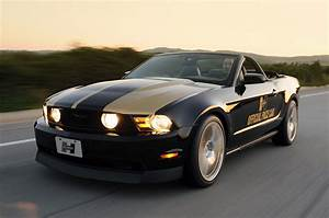 Ford Racing Mustang Challenge Pace Car By Hurst | Top Speed