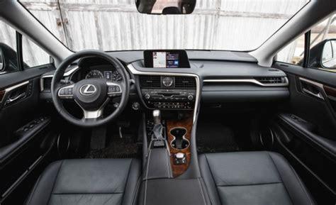 lexus suv rx 2017 interior best awd crossover suvs html autos post