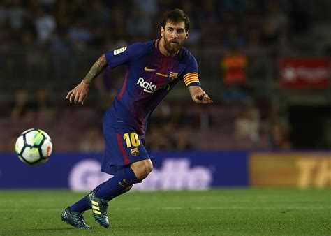 Barcelona Chief Says Agreement With Lionel Messi Is 'total