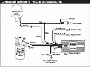 Msd 6a Ignition Wiring Diagram For Ford 302