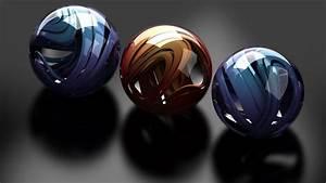 Glass, Sleek, Balls, Hd, Wallpaper, 4k, Ultra, Hd, -, Hd, Wallpaper