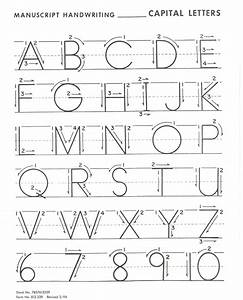 letter practice for basic handwriting kiddo shelter With handwriting tracing letters