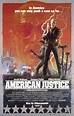 American Justice Movie Posters From Movie Poster Shop