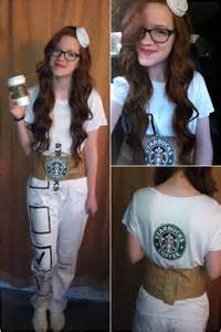 Starbucks Coffee Cup Costume