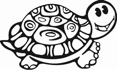 Smile Coloring Happy Pages Printable Turtles Popular