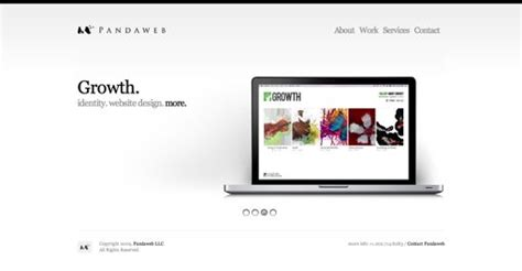 simple website design 25 brilliantly simple web page designs design shack