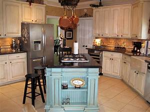 Here Are What French Country Kitchen Made Of - MidCityEast