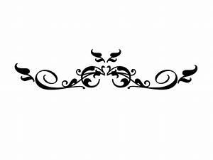 Swirl Underline - Cliparts.co