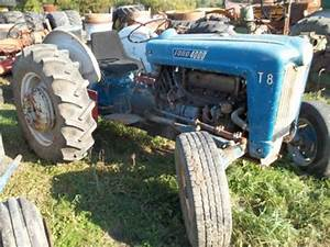 Ford 4000 Diesel Tractor Parts