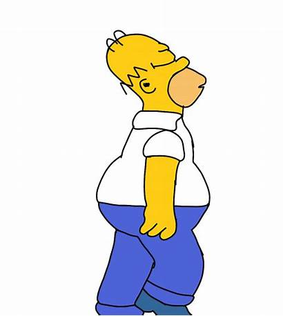 Homero Meme Haciendo Berrinche Indignado Ofendido Enojado