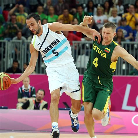 Argentina Olympic Basketball Team 4 Players To Watch In