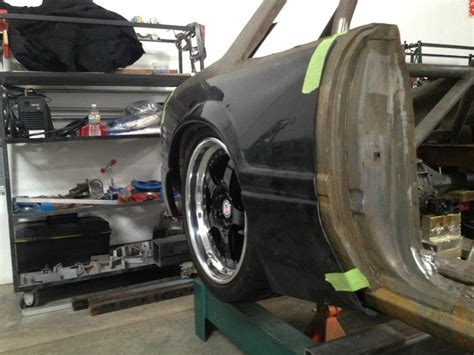 topnotch creations  chromes game changing fox body