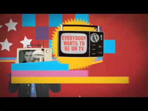 Scouting For Girls  Everybody Wants To Be On Tv  Tv Ad