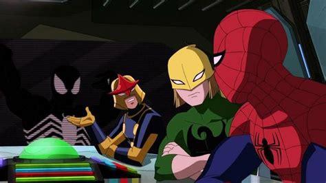 bajan reporter ultimate spider man season  whats